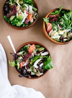Blood orange, fennel and avocado salad recipe - cookieandkate.com