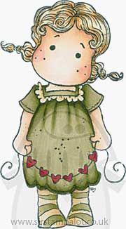 Magnolia Sweet Christmas - Ribbon Tilda