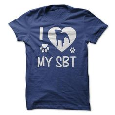 I Love My SBT T Shirts, Hoodies. Get it now ==► https://www.sunfrog.com/Pets/I-Love-My-SBT-RoyalBlue.html?57074 $21.99
