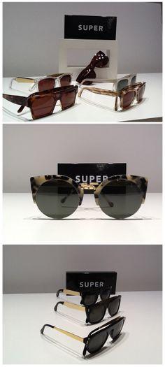 Preparado lo nuevo de Super Sunglasses en Óptica Capitol.