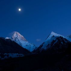 K2 as viewed from Pakistan...