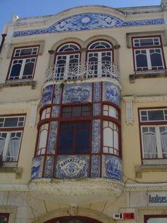Portugal - Tomar - Casa Havaneza