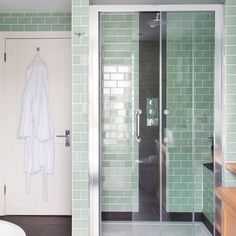 After bathroom tile ideas? Bathroom tile designs can make a big impact. Check out these bathroom tile ideas – there's something to suit every budget Bathroom Tile Inspiration, Shower Tile, Diy Bathroom, Small Bathroom, Modern Bathroom, Bathroom Tile Designs, Amazing Bathrooms, Bathroom Wallpaper, Bathroom