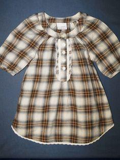 Next Baumwoll-Tunika Kleid. Größe 74 (6-9 Monate). 10,00 € Next, Kind Mode, Button Down Shirt, Men Casual, Mens Tops, Shirts, Fashion, Nine Months, Tunic