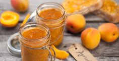 Apricot Freezer Jam  Enjoy summer fruit all year round with this quick and easy freezer jam.