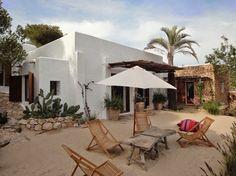 Can Kaki: un sueño en Ibiza. Pinned by ibizadiscover.com