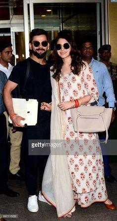 News Photo : Indian cricketer Virat Kohli and Bollywood...