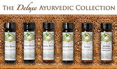 Floracopeia Deluxe Ayurvedic Essential Oil Collection