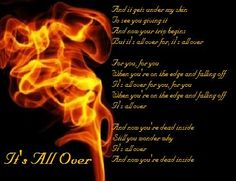 Three Days Grace-Its all over