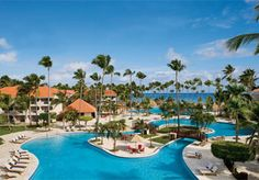 Dreams Palm Beach All Inclusive Caribbean Wedding Packages In Punta Cana Made Easy This Resort Is Close To The Airport And Has A Great