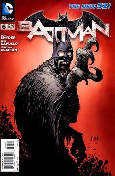 Batman #6 - 2nd Print