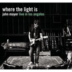 Where the Light Is: John Mayer Live in Los Angeles  I would strongly suggest you to listen to every single record by John Mayer, but this live exhibitions collection is simply gorgeous since it includes all his greatest hits and it makes you feel perfectly his soothing and thoughtful blues groove. John's nice voice and attitude (besides his incredible guitarist skills) cannot but be remarked, too.