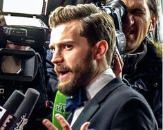Fifty Shades Of Grey Cast Jamie Dornan Is About To File For Divorce? Here's Why - http://www.morningledger.com/fifty-shades-of-grey-jamie-dornan-divorce/13115028/