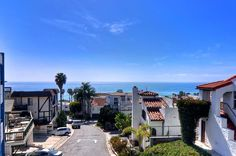 Monterey A ocean view vacation home, 200 yards from the beach and pier.  #SanClemente #California #vacation