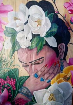 Diego Rivera Art, Frida Kahlo Portraits, Kahlo Paintings, Frida Art, Fashion Painting, Art Journal Inspiration, Cute Wallpapers, Female Art, Sculpture Art