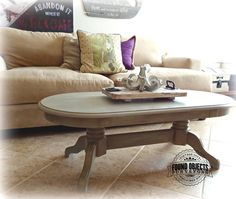I'm so in love with the soft but rich finish in this coffee table! From yellowed oak to depth and warmth! Love that it has a new home where it is loved. We thank you for your business! #FoundObjectsGal  #FoundObjectsPurveyors #Chalkpaintaddict #paintedfurniture #AnnieSloan Waxworld #custompaintclient #vintagelove #DIY #coffeetable