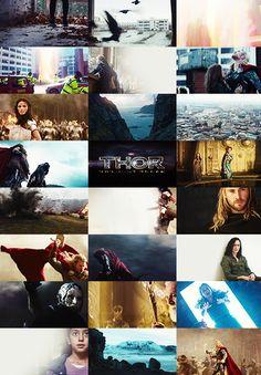 Thor  ....  The Dark World