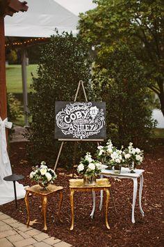 Photography: Almond Leaf Studios - www.almondleafstudios.com  Read More: http://www.stylemepretty.com/north-carolina-weddings/2013/12/24/oaks-at-salem-wedding/
