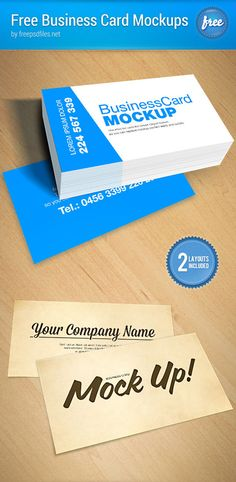 57 best business card mockup templates images on pinterest a set of free psd business cards mockups in high resolution that contains two creative reheart Images