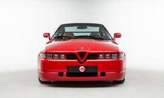 1992 ALFA ROMEO SZ Alfa Romeo Cars, Cars Motorcycles, Vehicles, Sports, Hs Sports, Rolling Stock, Excercise, Sport, Vehicle