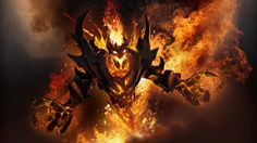 Dota 2 Shadow Fiend Wallpapers
