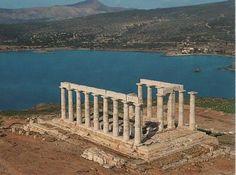 The Temple of Poseidon at Sounion