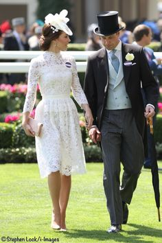 Duchess of Cambridge at Royal Ascot 2017 #KateMiddleton #RoyalAscot