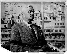 Catisart - Ο Ουίλλιαμ Φώκνερ «έρχεται» για δεύτερη φορά στην Ελλάδα. Τώρα για χάρη της Σοφίας Φιλιππίδου…