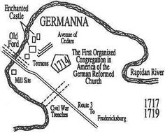 History of Germanna | The memorial Foundation of the Germanna Colonies in Virginia Inc.