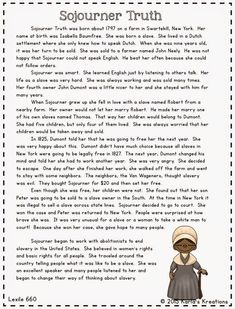 sojourner truth timeline american history timeline and worksheets informational text about important people in civil war sojourner truth harriet tubman frederick