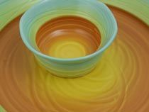 Marge Margulies Pottery delicious ceramics Wave page