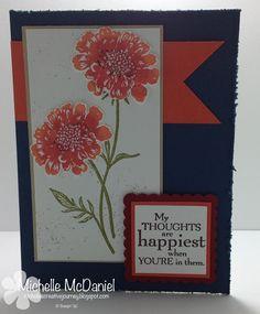 Creative Journey: Field Flowers Stamp Set