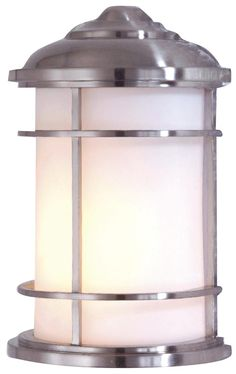 """Lighthouse Collection 11"""" High Outdoor Wall Light   LampsPlus.com"""