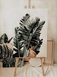 Artist Natalii Kuznetsova Technique Oil painting Size ï Plant Painting, Body Painting, Painting Trees, Figure Painting, Painting Art, Painting Prints, Cute Canvas Paintings, Canvas Art, Easy Acrylic Paintings