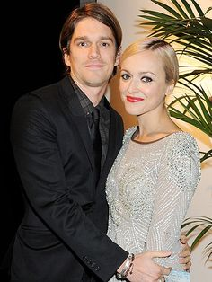 Fearne Cotton and Jesse Wood, the son of Ronnie Wood