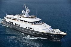 Berzinc yacht for sale. Full details and pictures - Boat International