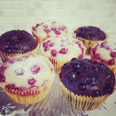 #bio #currant #blackcurrants #muffins #sweet #dessert #monffiny #baking