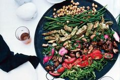 Pack a basket full of these recipes and dine *en plein air*: It'll be almost as good as a picnic by the Seine.