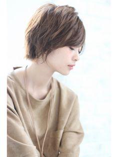 ジョエミバイアンアミ(joemi by Un ami)【joemi 】無造作ウェーブスタイル 大久保瞳