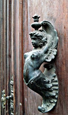 Door knockers of the world