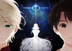 Again, just let me emphasize just how awesome this series is so far.  ^.^ If you haven't started it, you're really missing out. I may even buy the American DVD releases when they become available. -- Aldnoah.Zero