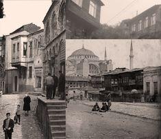 Το εντυπωσιακό ταξίδι μέσα στο χρόνο έκανε ένας λάτρης της Πόλης, ο Θοδωρής Μπουφίδης, οποίος Περισσότερα Pictures Of Turkeys, Old Pictures, Louvre, Building, Painting, Travel, Art, Art Background, Antique Photos