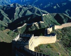 China has many exotic tourist attractions. Much to see and explore in china. With a vast territory and a long history, China is Interesting to visit for your vacation. In China, Adventure Holiday, Adventure Travel, Adventure Awaits, Beautiful Places To Visit, Oh The Places You'll Go, Amazing Places, China Architecture, Great Wall Of China