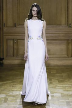Georges Chakra Spring 2016 Couture - Worn by Giuliana Rancic at the '2016 Oscars'
