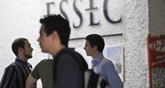 L'Etudiant a interrogé les diplômés des écoles de commerce dans le cadre de son palmarès. Plus l'école est réputée, plus l'attente est grande. L'ESSEC est 1ère sur deux données: - satisfaction des alumni 2011 et 2014 sur leur cursus (4,7/5) - taux de recommandation : 100%