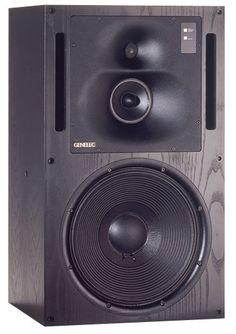 Genelec 1038B. Genelec tri-amplified monitoring system. £3,635 (ex VAT)