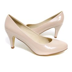 B.F.T. by Barefoot Tess 'Brea' Heel (Nude) « ShoeAdd.com – More Shoes For You Every Day