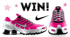 Shoesday Giveaway – Win a Pair of Nike Takkies
