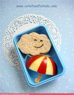 cute breakfast for kids =)