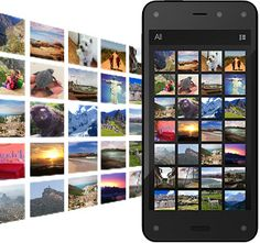 Free unlimited cloud storage on the Amazon Fire Phone! Perfect for when you want to make sure your precious photographs are secure! Mobile Phone Logo, Mobile Phones, Amazon Fire Phone, Free Cloud Storage, Cloud Drive, Drive Storage, Camera Shop, Optical Image